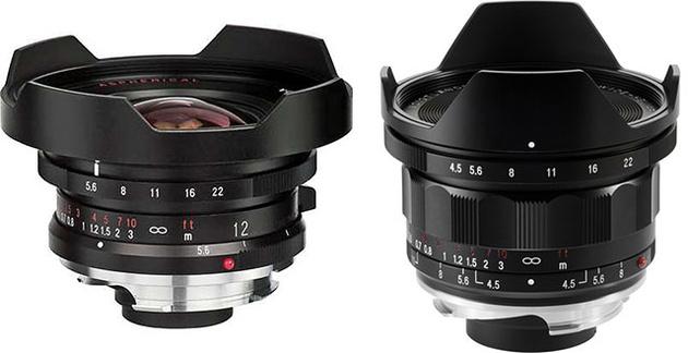 Анонсировалы полнокадровые фикс-объективы Voigtländer 10mm, 12mm и 15mm для Sony E