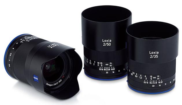 Объектив Zeiss Loxia 21mm f/2.8 для полнокадровых камер Sony E