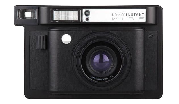 Lomo'Instant Wide – камера моментальной печати с картриджами Fuji Instax Wide