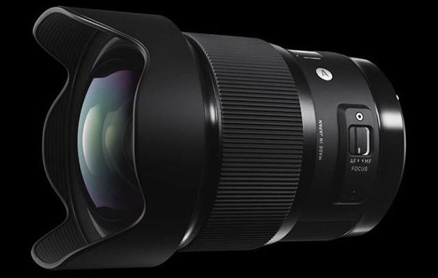 Sigma 20mm f/1.4 Art – самый широкоугольный в мире полнокадровый объектив  f/1.4