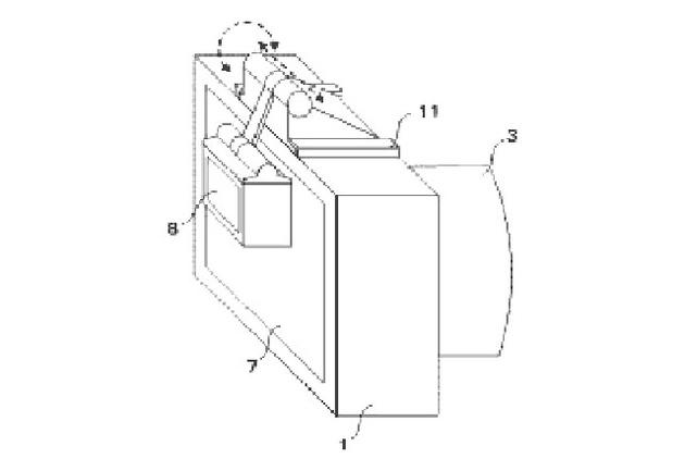 Патент Canon – лупа, превращающая часть дисплея камеры в ЭВИ
