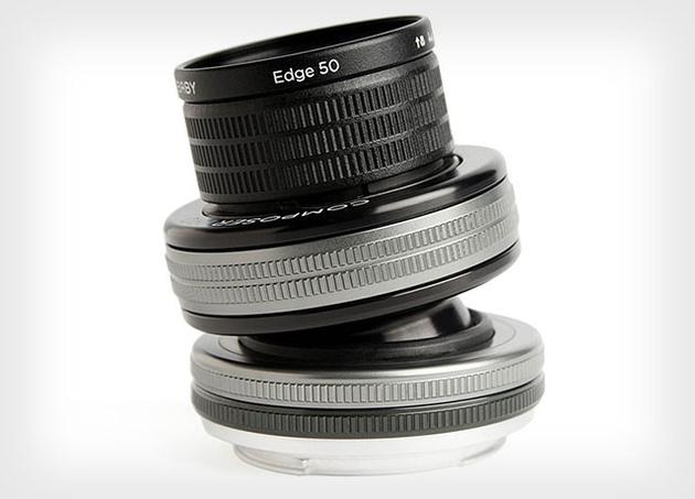 Компания Lensbaby выпустила объектив Composer Pro II с оптикой Edge 50