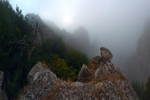 Фотографируем в горах