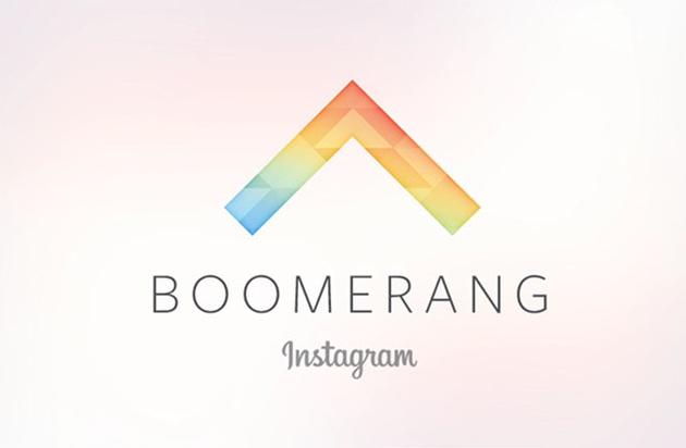 Приложение Boomerang от Instagram записывает 1-секундные анимации