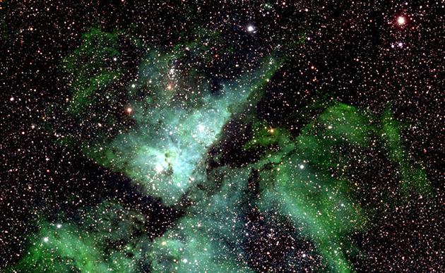 Опубликовано 46-гигапиксельное фото Млечного Пути, которое снимали 5 лет