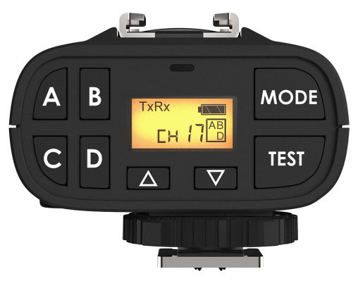 Радиосинхронизатор PocketWizard Plus IV – с горячим башмаком для накамерной вспышки