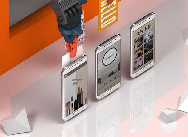Визитные карточки Business Cards+ от компании MOO – с поддержкой технологии NFC