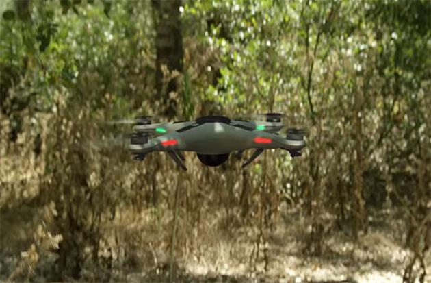 Видеоролик о концепт-дроне Phantom X – каким DJI представляет будущее коптеров
