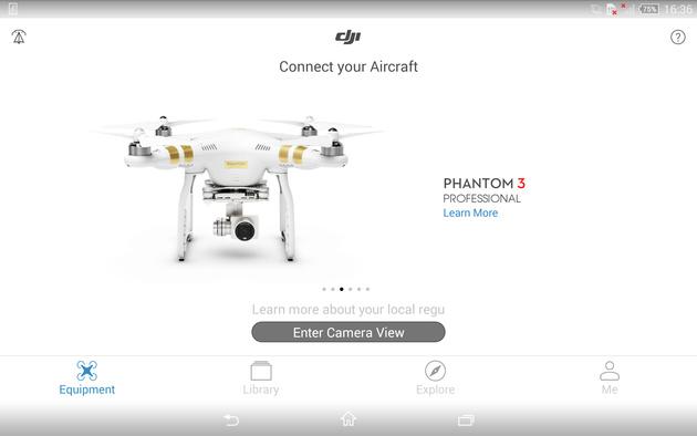 Глаз в небе: DJI Phantom 3 Pro
