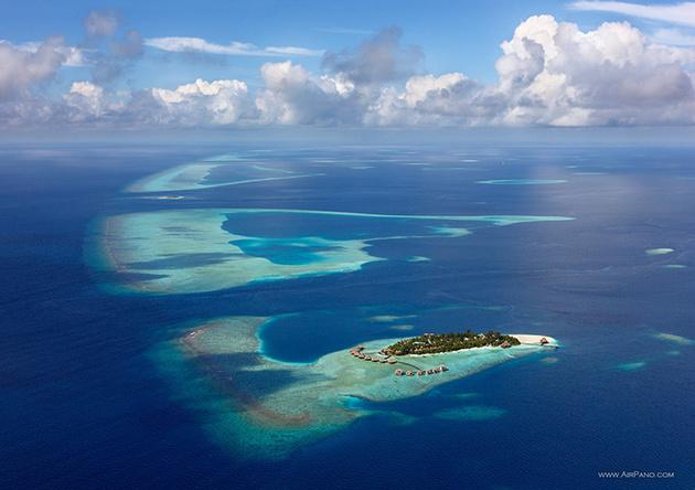 27 невероятных снимков с высоты птичьего полета