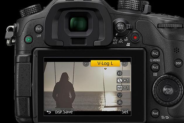 Panasonic начинает продавать ключ для активации функции V-log L в камере GH4