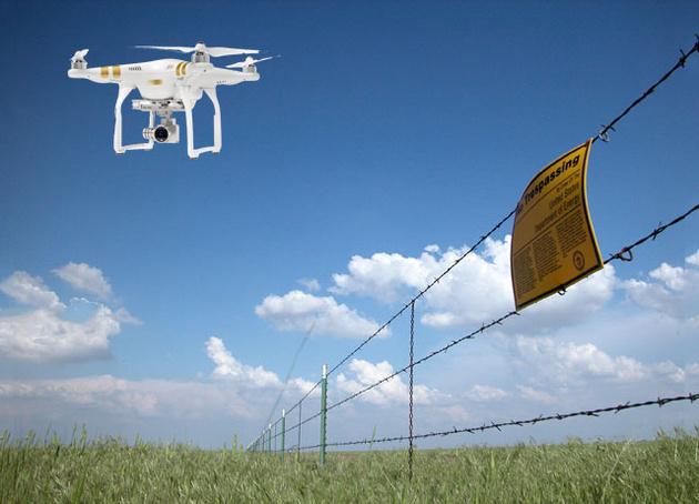 DJI анонсировала систему GEO, не пускающую дроны в запретные зоны