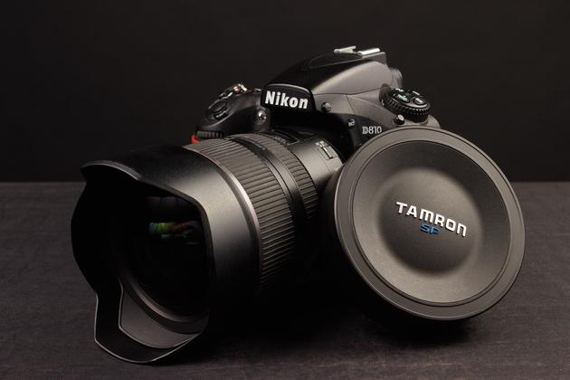 Тест объектива Tamron 15-30mm F/2.8 Di VC USD