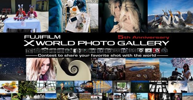 Международный конкурс «FUJIFILM X World Photo Gallery»