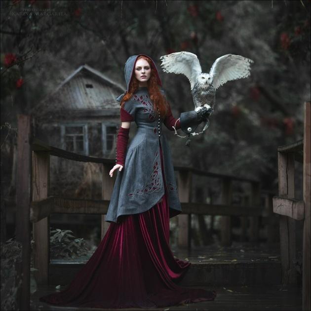 Волшебство Маргариты Каревой