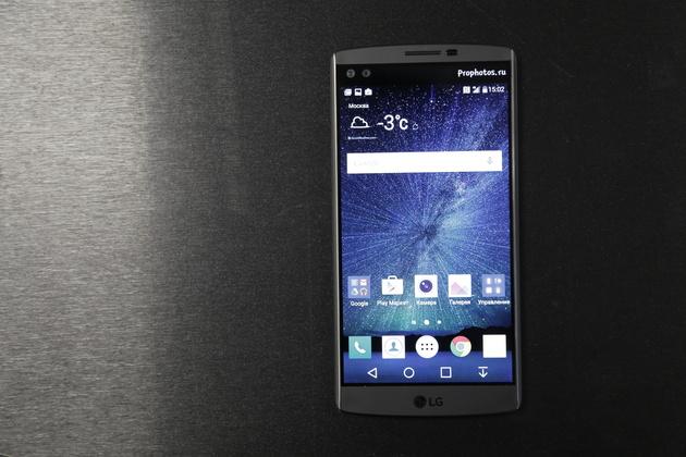 Предварительный обзор LG V10: Мощь, Камера, Мотор!