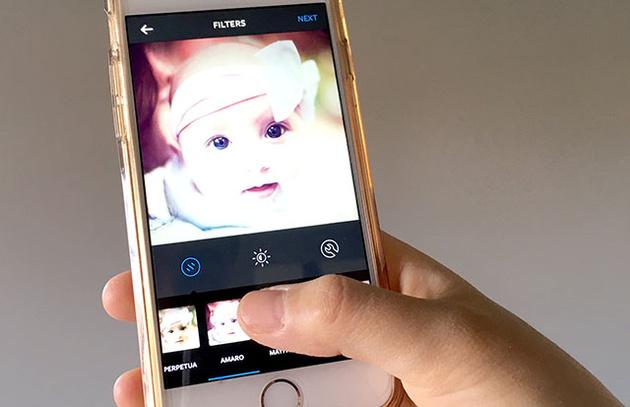 Родители все чаще называют детей в честь фильтров Instagram