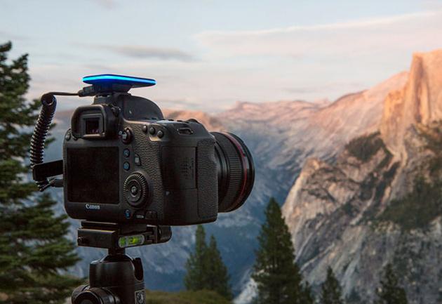 Pulse – аксессуар для дистанционного управления камерой со смартфона