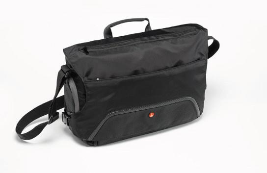 Практичные сумки-почтальонки Pixi и Befree – в коллекции Advanced от Manfrotto