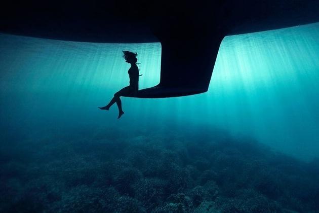 Чувство моря Энрика Эдриана Дженера