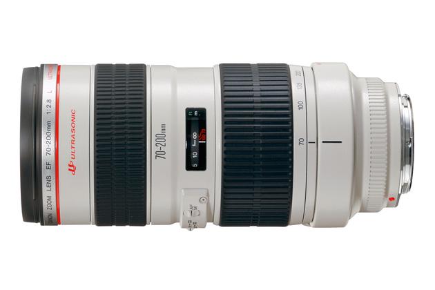 Сравнительный тест четырёх объективов 70-200 мм от Canon