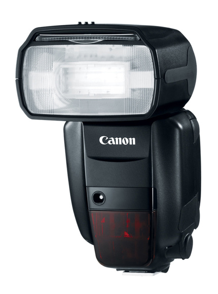 Возврат части стоимости вспышек Canon Speedlite