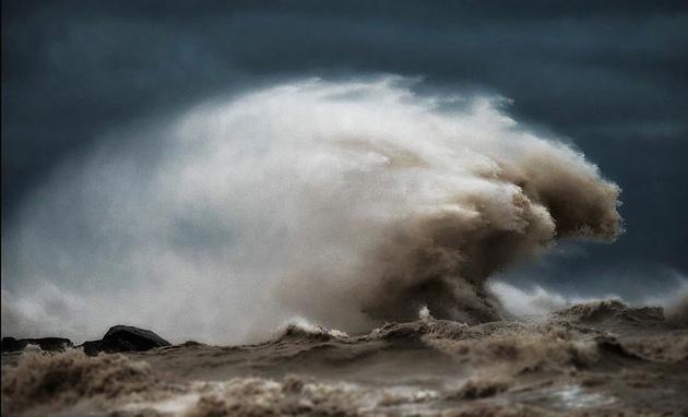 Сила природы на снимках Дэйва Сэнфорда