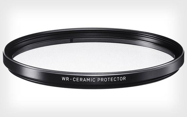 Sigma выпускает первый в мире защитный фильтр из прозрачной стеклокерамики