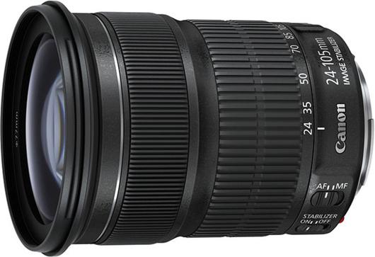 Универсальные объективы Canon для полного кадра и кропа. Новогоднее предложение