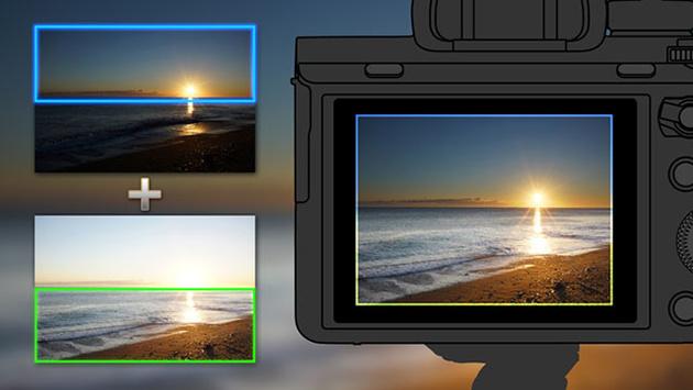 Приложение Sky HDR от Sony заменяет градиентный ND фильтр