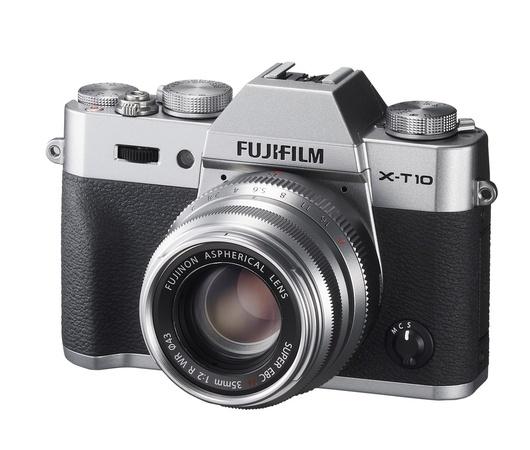 Тест объектива Fujinon XF 35mm F2 R WR