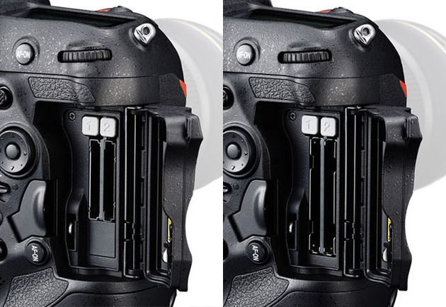 Зеркальный флагман Nikon D5 – матрица 20 Мп, ISO до 3280000