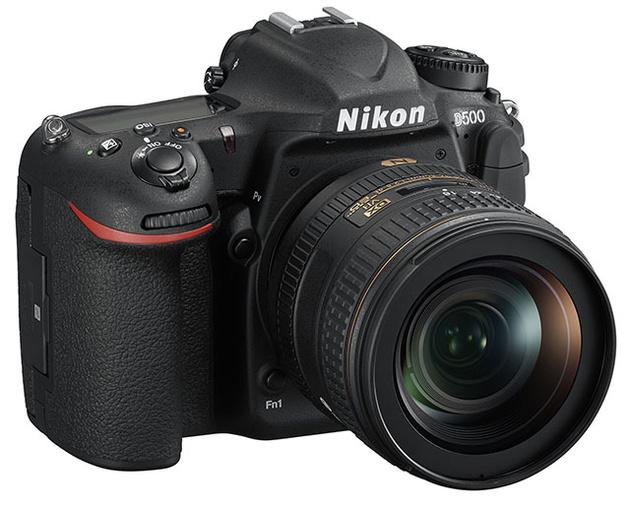 Nikon D500 – кропнутая зеркалка профессионального уровня