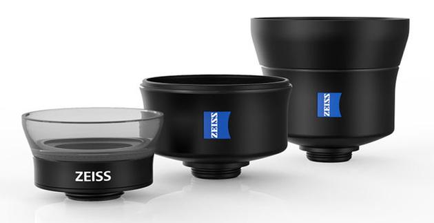 ZEISS начинает производство внешних объективов для смартфонов