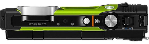 Экстремальный компакт Olympus Stylus Tough TG-870
