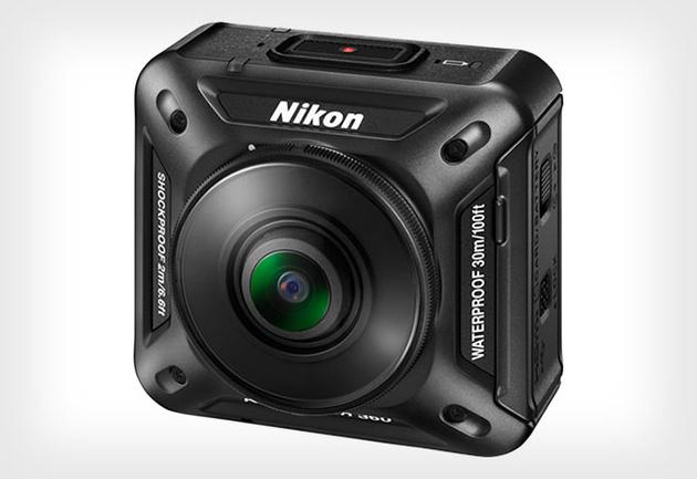 Nikon KeyMission 360 – экшн-камера для съемки 360° фото и видео в 4К