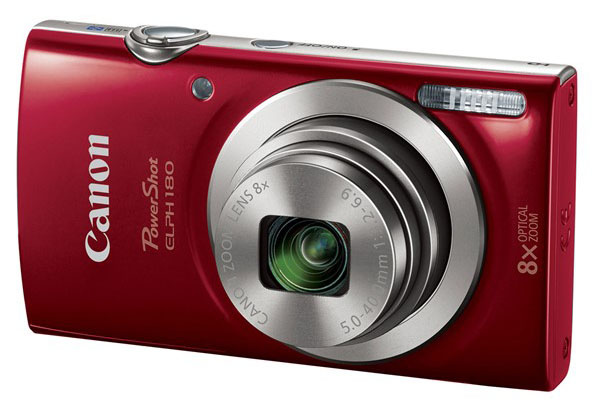 Пять новых компактных камер Canon PowerShot и IXUS