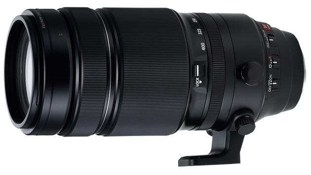 Объектив FUJINON XF100-400mm F4.5-5.6 R LM OIS WR