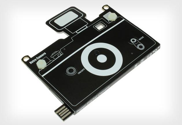 «Бумажная» камера толщиной всего 6 мм снимает фото и видео