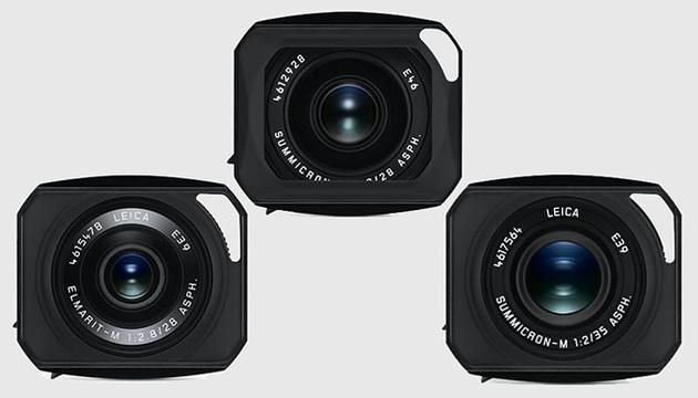 Три обновленных объектива Leica M: 28mm f/2.8, 28mm f/2 и 35mm f/2