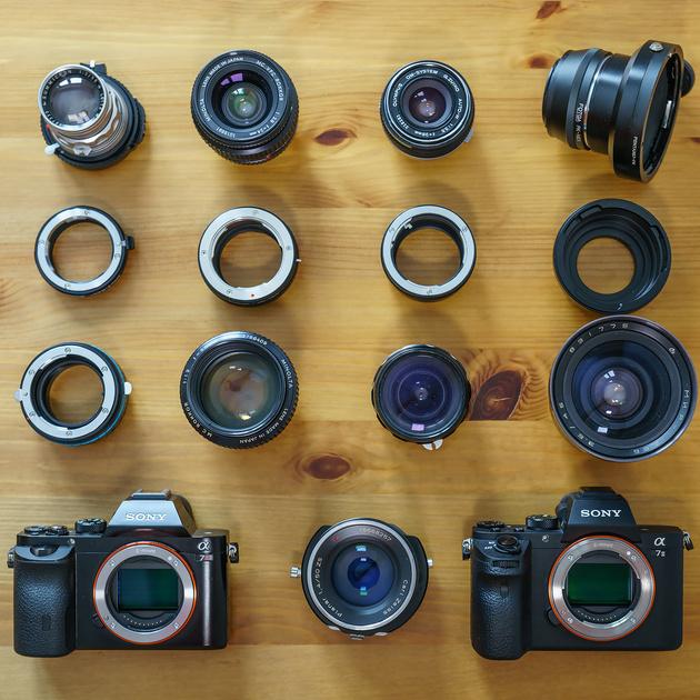 Компактные системные камеры Sony и «неродная оптика»: всё о работе с переходниками