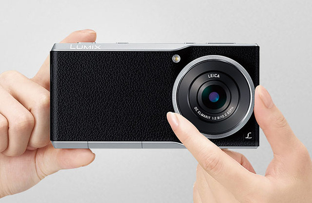 Panasonic CM10 – «камера-смартфон» без… функциональности телефона
