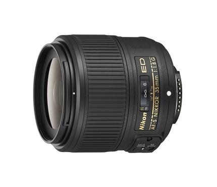Тест светосильных фиксов Nikon: золотая середина
