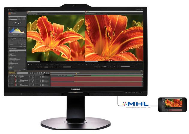 Скоро будут показаны новые мониторы Philips, в том числе с разрешением 5К