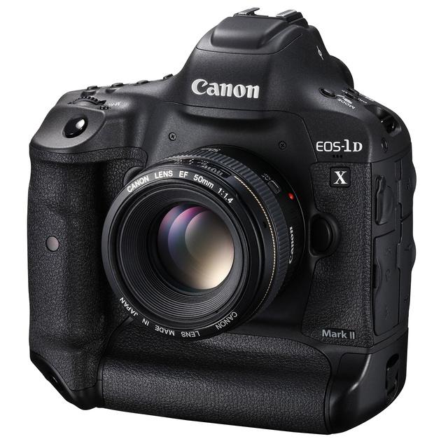 Canon EOS 1D X Mark II – новый профессиональный зеркальный флагман