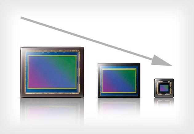 Компания Sony сообщает о глобальном снижении спроса на матрицы