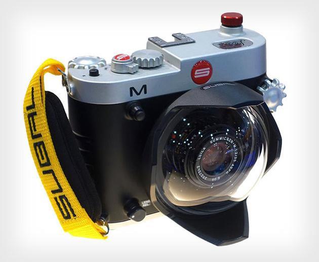 Подводный бокс для Leica M в виде... самой камеры Leica M – ценой $6100