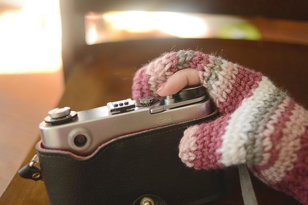 Фотоварежки, которые каждый может сам связать крючком