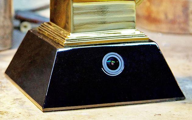 В основание статуэтки премии Грэмми встроили камеру GoPro