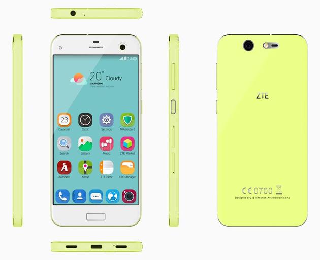 Новый смартфон ZTE Blade S7 для поклонников мобильной съемки выходит в России